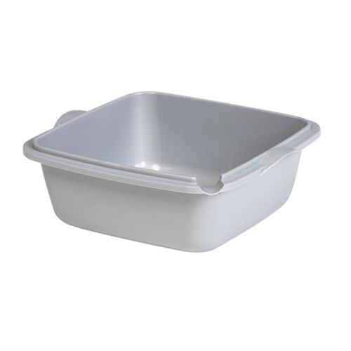 Bassine Allibert 'Ergo' gris 10 L