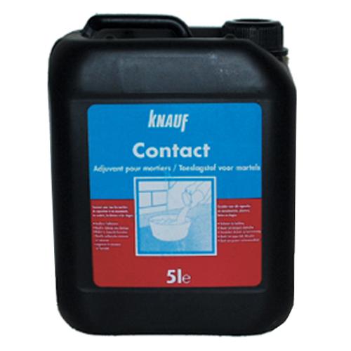 Knauf toevoegmiddel voor mortel 'Contact' 5 L
