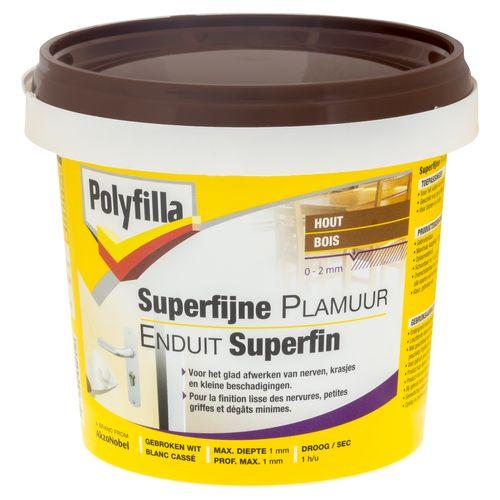 Polyfilla superfijne plamuur