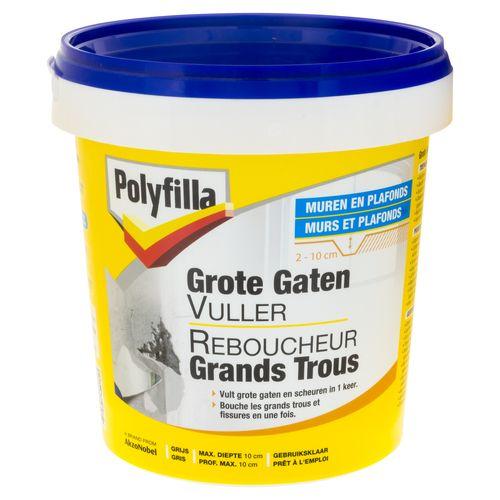 Polyfilla reparatievulmiddel grote gaten 1 kg