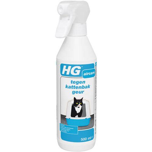 HG tegen kattenbakgeur Aircare 500 ml
