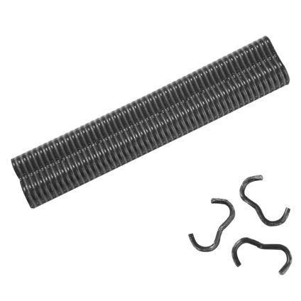 Giardino krammen 20 mm – 1000 stuks