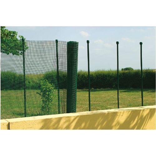 Grillage balcon Nortene 'Cuadranet' vert 1 x 3 m
