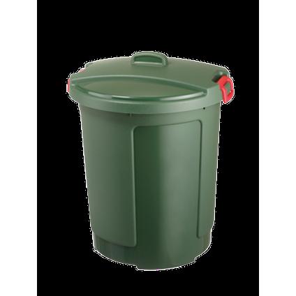 Poubelle à ordures Sunware 'Megano' 75 L vert