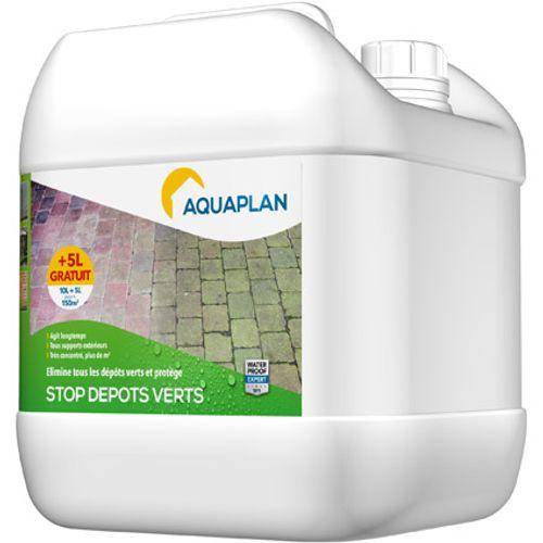 Eliminateur dépôts verts Aquaplan 15L