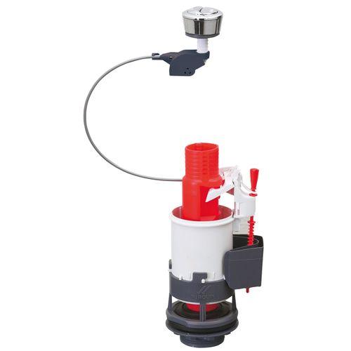 Mécanisme pour WC Wirquin avec câble 3/6L