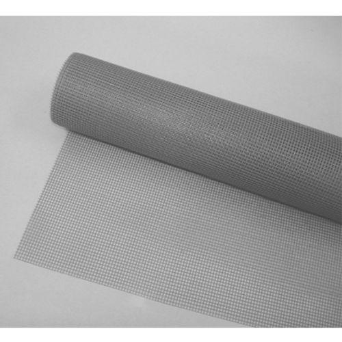 Vliegenraam grijs 0,80 x 1 m