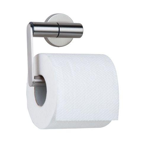 Tiger toiletrolhouder Boston RVS geborsteld