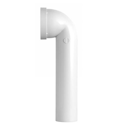 Sortie WC Coudee   PVC 90mm