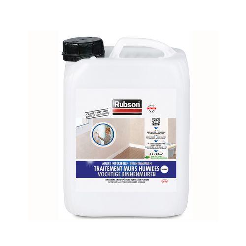 Rubson vochtige binnemuren behandeling 5 L