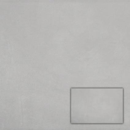 Wandtegel Domino Stuco grijs 25x36,5cm