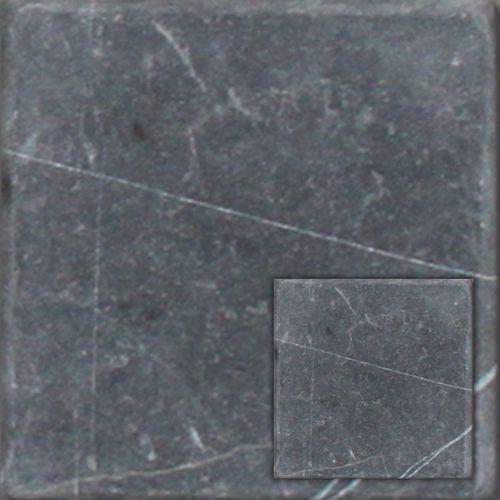 Wand- en vloertegel Marquin zwart 10x10cm