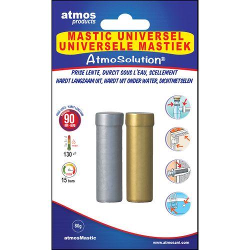 Pate stop fuites Atmos 'Mastic' 80 gr