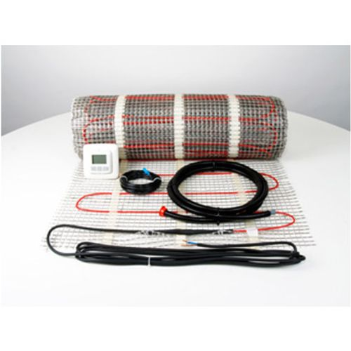 Plieger Heat elektrische vloerverwarmingsmat 50x200cm = 1m²