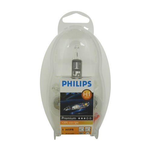 Set phare Philips 'EasyKit H1'