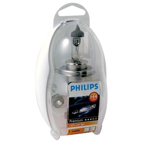 Set phare Philips 'EasyKit H4'