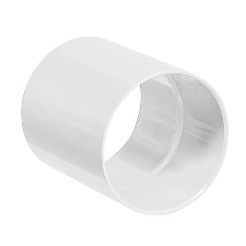 Martens dubbele lijmmof 40mm wit