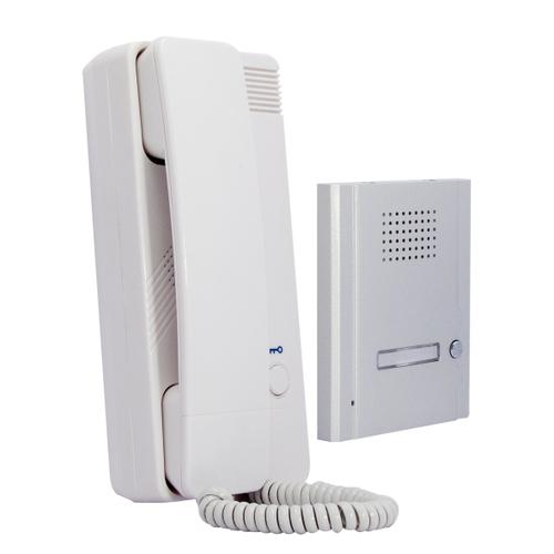 Interphone Chacon 2 fils blanc