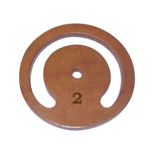 Joint en cuir Saninstal pour pompe américaine 2