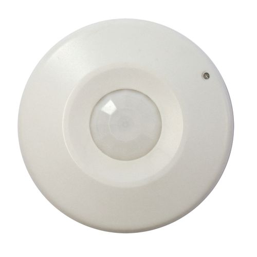 Chacon bewegingsmelder plafond 360° wit