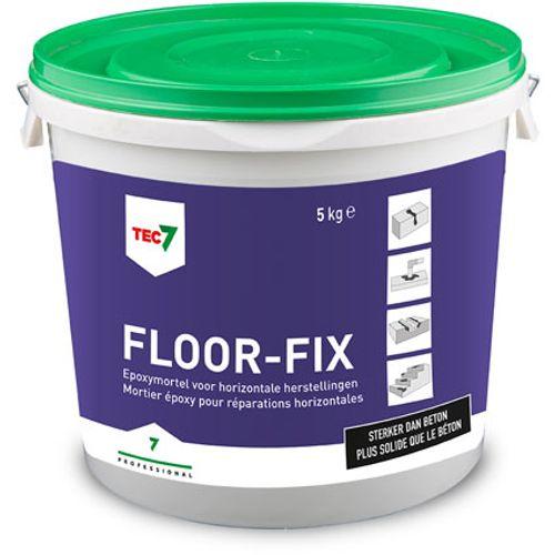 Mortier époxyde Novatech 'Floor7' 5kg
