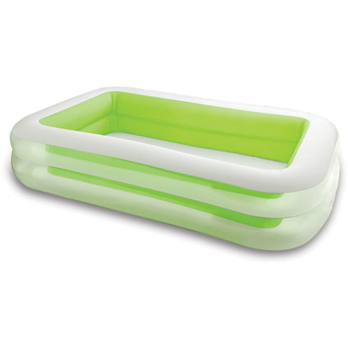 Piscine gonflable Intex Family See Through 262X175cm