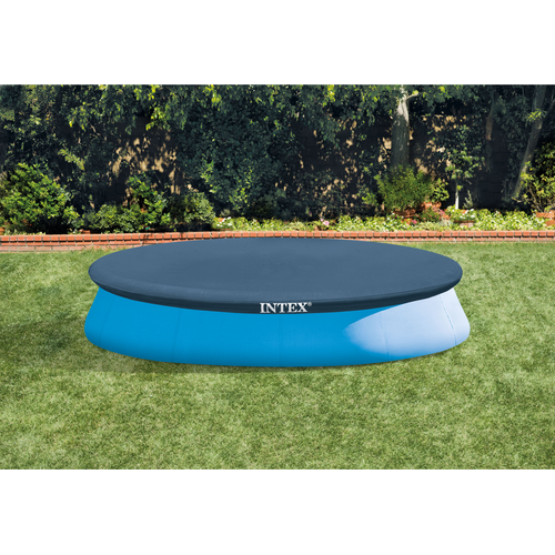 Bache de protection pour piscine easy Intex diam. 366 cm