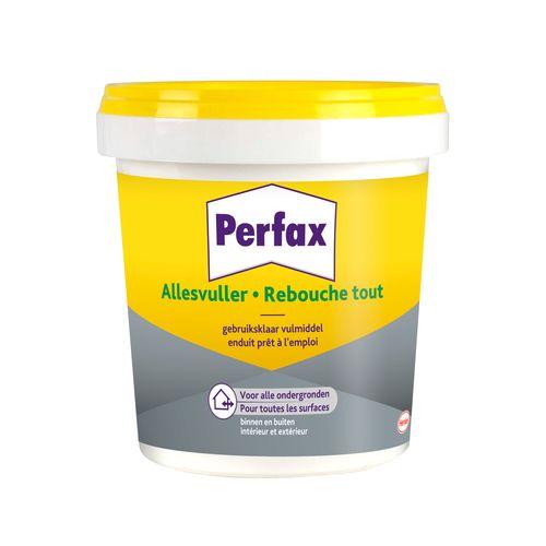 Rebouche-tout Perfax blanc 1 kg
