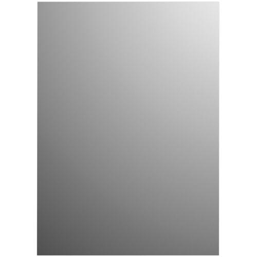 Plieger spiegel Basic rechthoekig 50x40cm zilver
