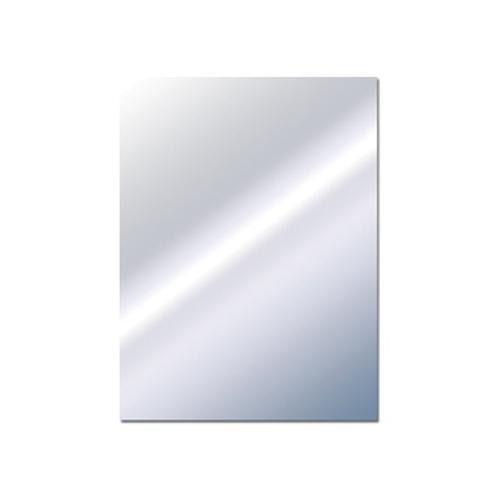 Plieger spiegel Basic rechthoek 60x45cm zilver
