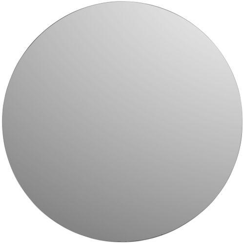 Plieger spiegel Basic rond Ø50cm zilver