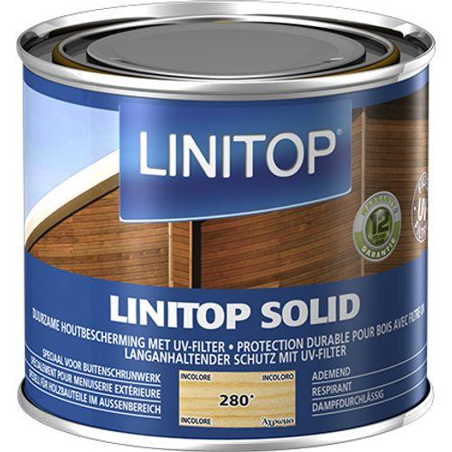 Linitop beits 'Solid' kleurloos 500ml