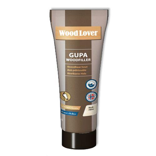Enduit de rebouchage Wood Lover 'Gupa' Woodfiller hêtre 65 ml