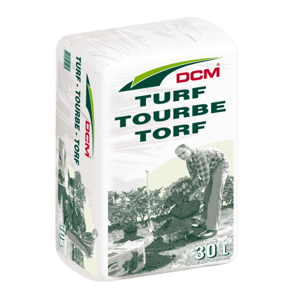 DCM turf 30L