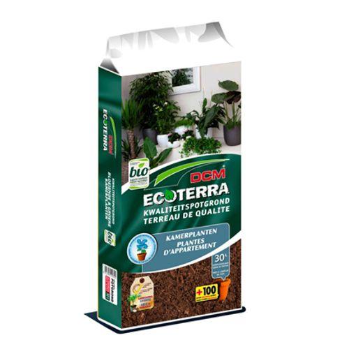 Terreau DCM Ecoterra 'Plantes d'appartement' 10 L