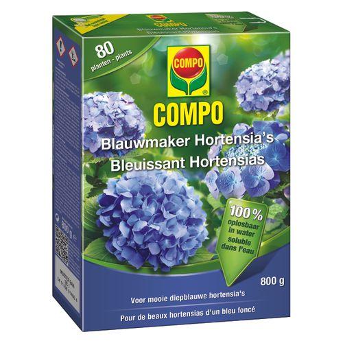 Engrais bleuissant hortensias Compo 800g