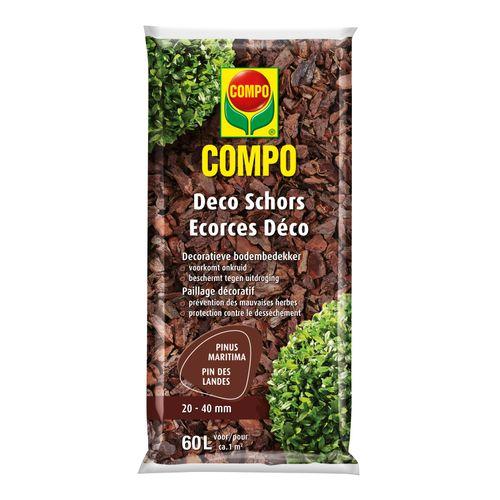 Compo Bio Deco schors 20-40mm 60L 1m²