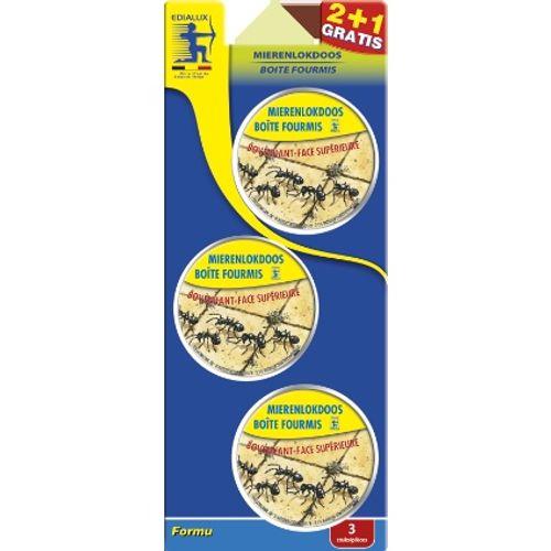 Formule boîte pour fourmis  2 plus 1 gratuite