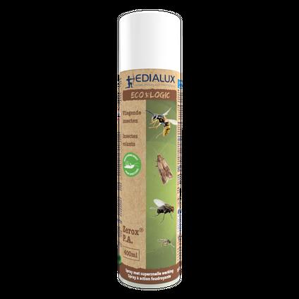 Spray mouches et moustiques Edialux 'Zerox' 400 ml