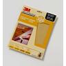 3M schuurpapier SandBlaster P320 goud