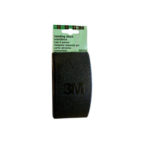 3M schuurblok voor schuurpapier Rubber