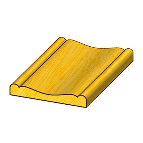 Moulure JéWé marupa 0,8x5,7x240cm