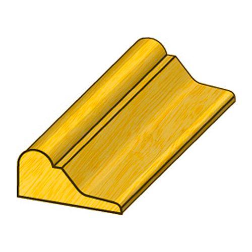 Moulure JéWé marupa 1,6x3,2x240cm