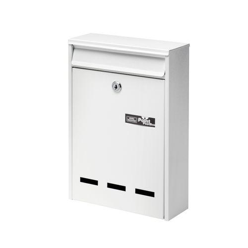 Boite aux lettres Burg Wächter 'Pocket 5871 W' blanc