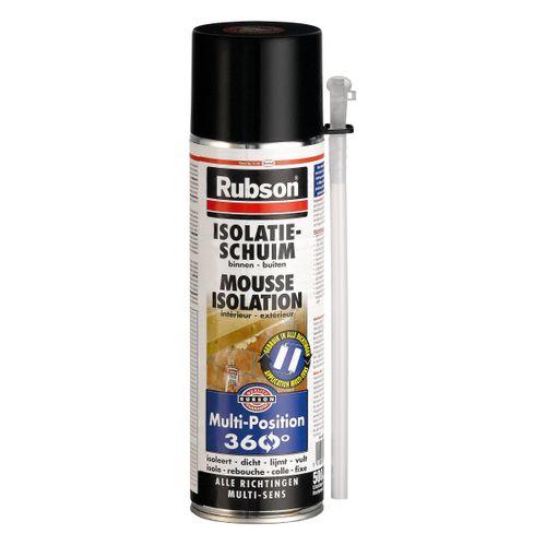 Rubson isolatieschuim 'Multi-Position' 500 ml