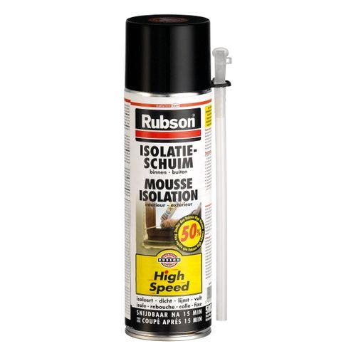 Rubson isolatieschuim 'High Speed' 500 ml
