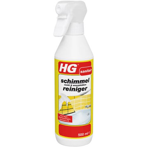 HG schimmel-, vocht- en weerplekkenreiniger 500ml
