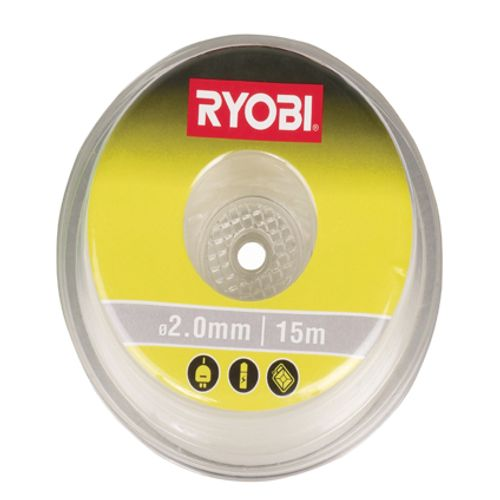 Fil coupe-bordure Ryobi 15 m x 2 mm