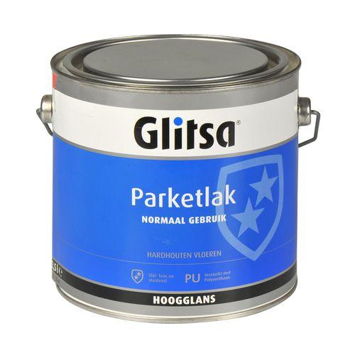 Glitsa acryl parketlak glans 2,5L