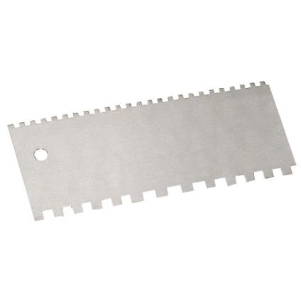 Peigne à colle Far Tools 195 x100 mm dents 5/9 mm